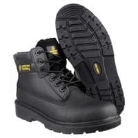 Amblers Safety FS12C Metal Free Safety Footwear Black